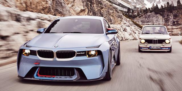 BMW 2002オマージュ