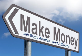 How to make money online with blogs, articles, and affiliate committees-top ways to make money online