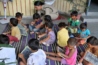 देहरादून:-जाने क्यों जाते है बच्चे पुलिस चौकी ?