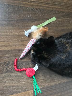 Petlinks Happy Harvest Cat Toys
