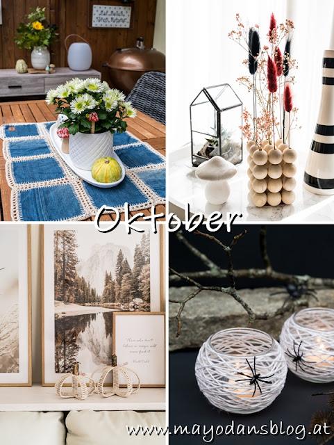 Blogrückblick im Oktober