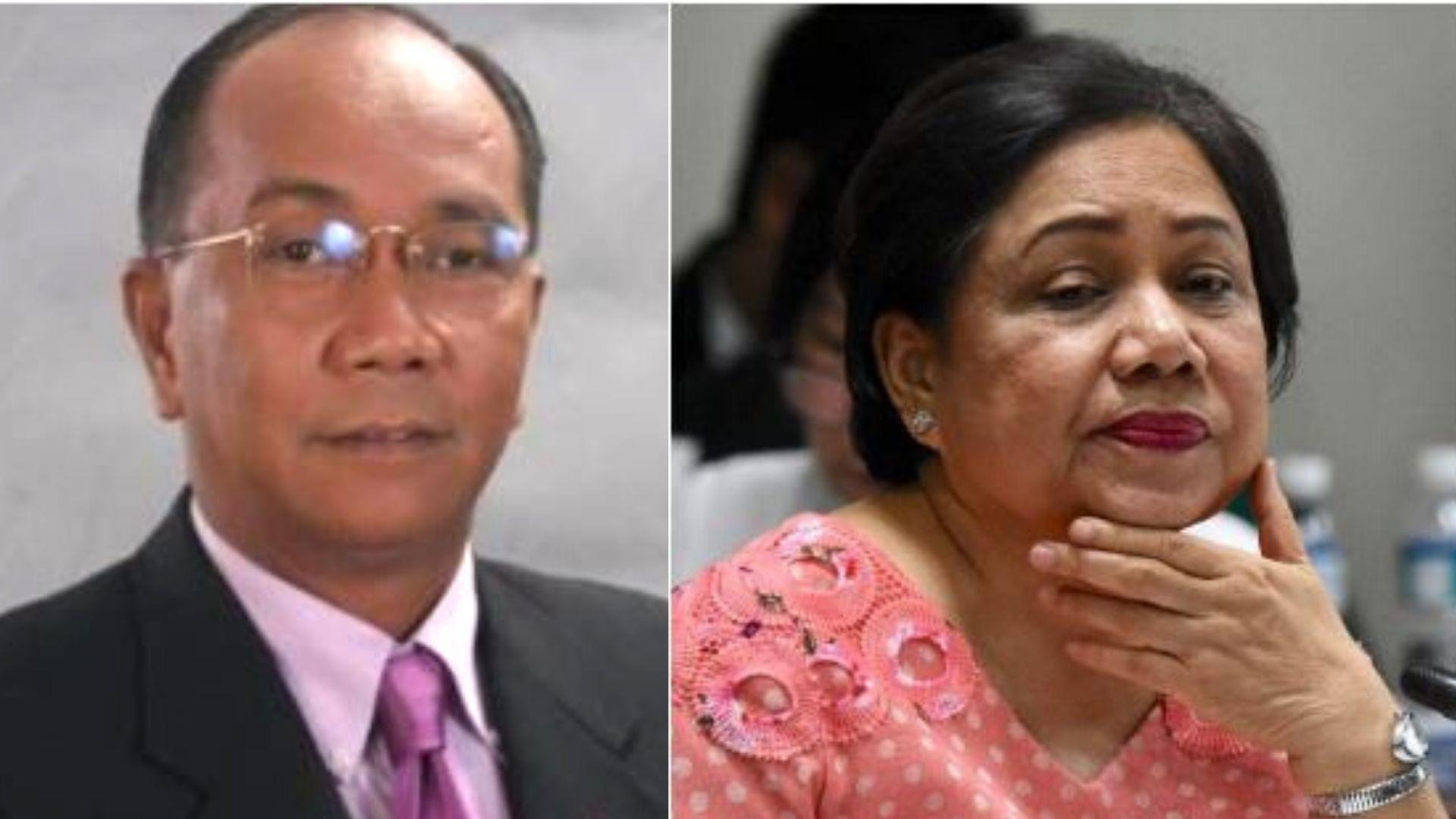 """Mamamahayag hindi nakapagpigil at sinabihan si Sen. Cynthia Villar. """"Wala ka ngang silbi, hinahamak mo pa kam!"""""""