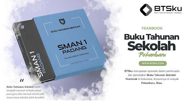 Buku Tahunan Sekolah Yearbook Kota Pekanbaru