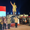 Menhan Prabowo Hingga Direktur Sido Muncul Hadiri Peresmian Patung Soedirman