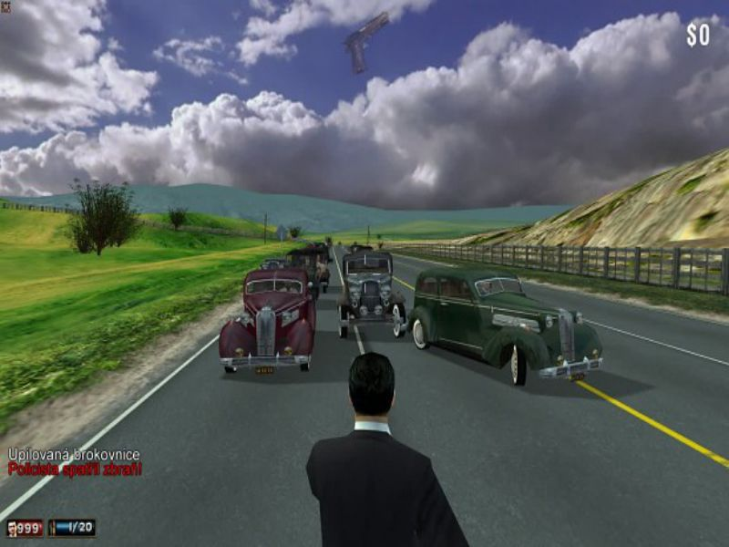 Mafia 1 The City of Lost Heaven PC Game Free Download