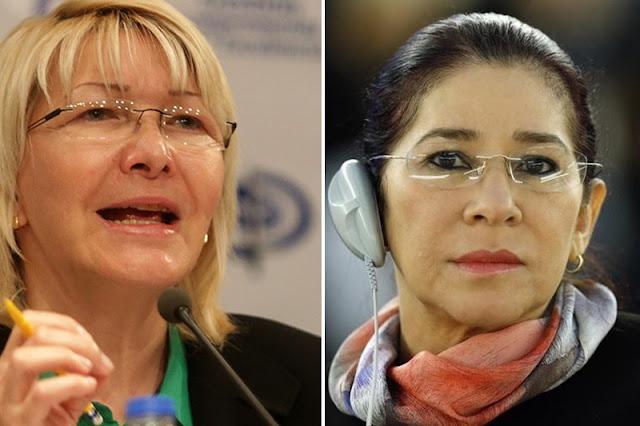 """¡BIEN ÁCIDA! Lo que dijo Luisa Ortega sobre los """"narcosobrinos"""" que va a revolverle el estómago a Cilita"""