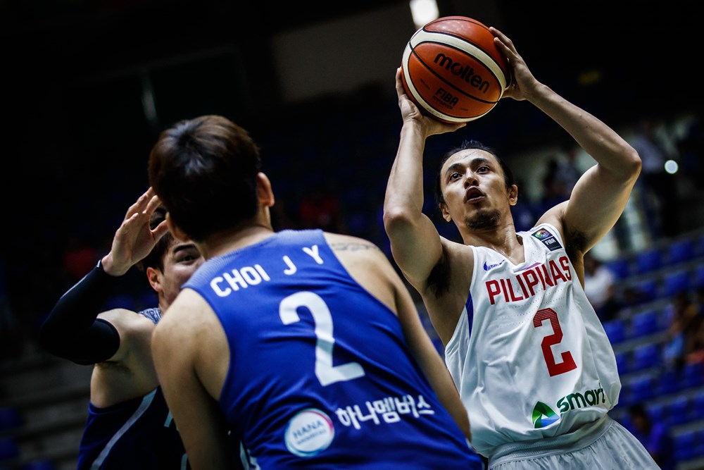 Terrence Romeo's 22 game-high points are not enough to save Gilas Pilipinas