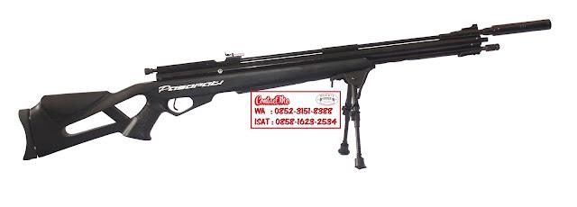 harga senapan gejluk double power laras baja