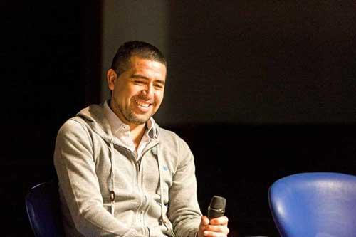 Juan Román Riquelme llegará a Tarija en diciembre