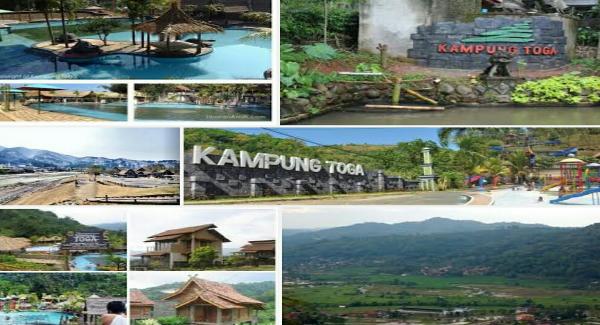 Salah satu tempat wisata yang sanggup anda jadikan destinasi untuk mengisi liburan bersama k Kampung Toga, Tempat Wisata Terlengkap di Sumedang