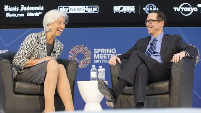 """Το """"ελληνικό πρόβλημα"""" θα συζητηθεί στους G7: Οι ΗΠΑ θέλουν λύση για το ελληνικό χρέος"""