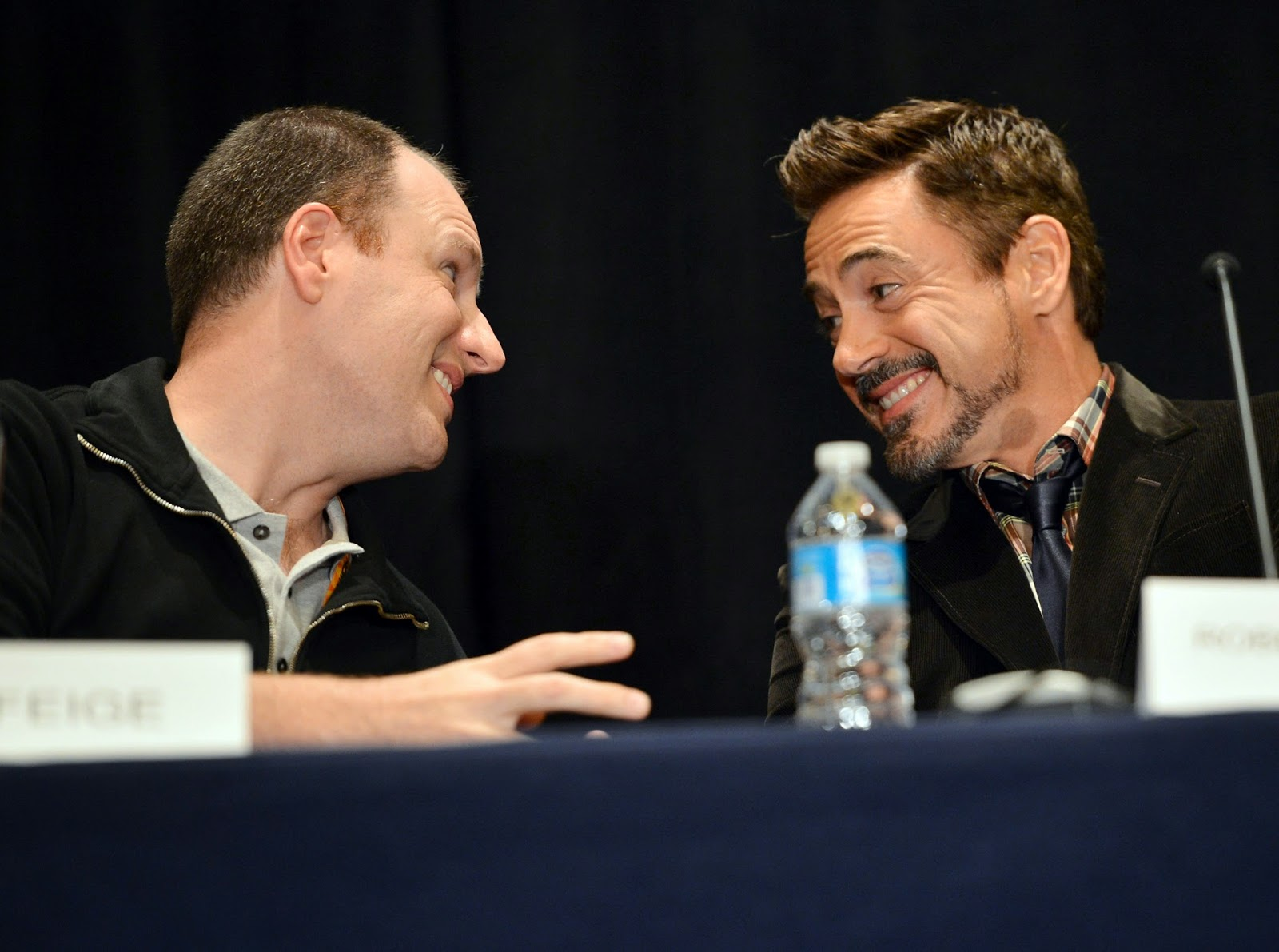 kevin feige robert downey jr rdj iron man marvel MCU avengers