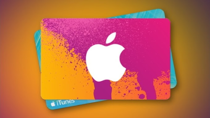 Sorteio Gift Card da Apple no valor de $250