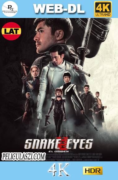 Snake Eyes- El origen (2021) Ultra HD WEB-DL 4K HDR Dual-Latino VIP