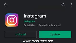 Kenapa Spotify Mod tidak bisa share ke Instagram