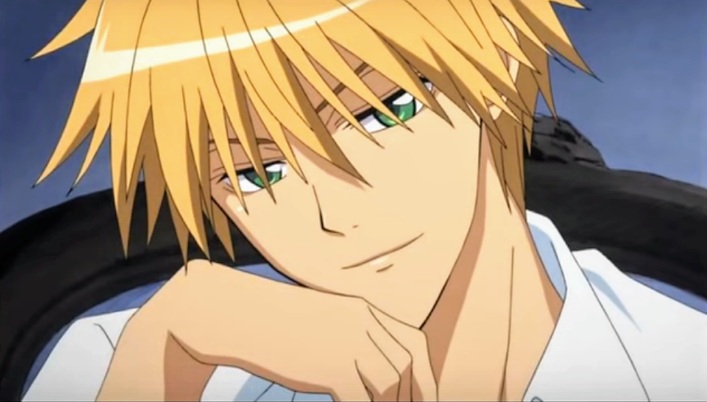 April Showers Bring May Flowers Most Ideal Male Anime Characters