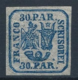 Romania Moldavia-walachia  30 pa