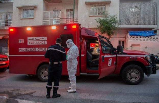 انخفاض لافت بمعدل إصابات كورونا بالمغرب..و هذا هو السر