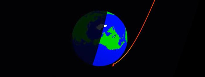 asteroide 2020 VT4 quase colide com a Terra