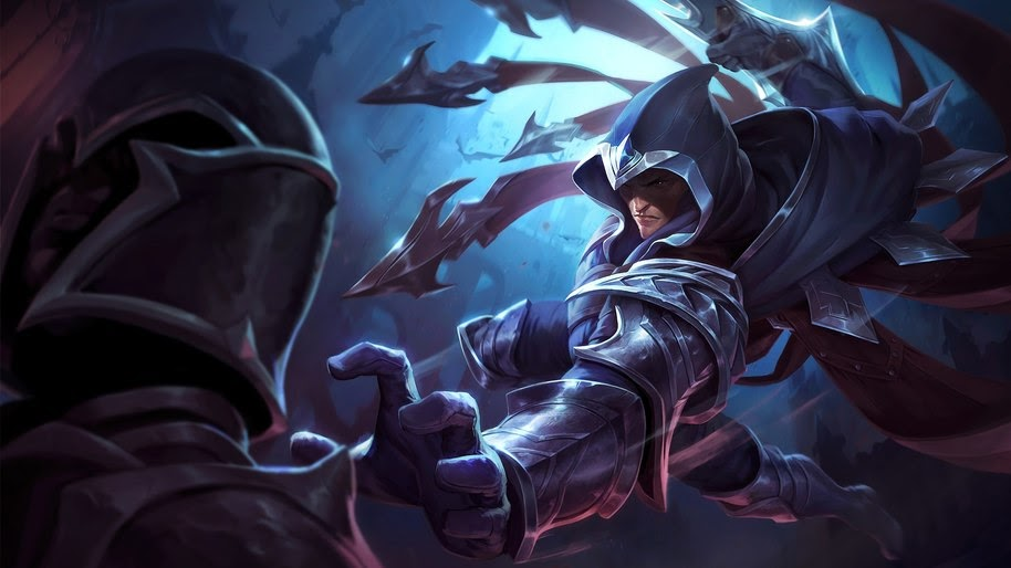 TOP 10: Best Visually Designed Champions in League of Legends (Part I) 5