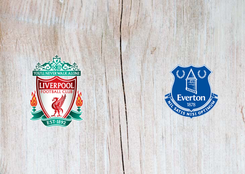 Liverpool vs Everton -Highlights 5 January 2020