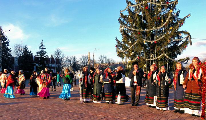 Рождество в Дубоссарах