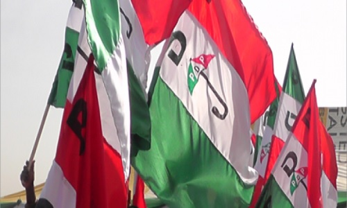 PDP releases zoning of party offices