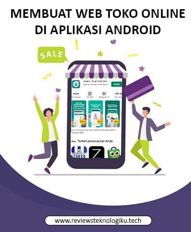 aplikasi web toko online gratis