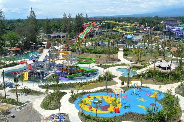 Wahana Air Jogja Bay, Liburan Seru Penuh Permainan