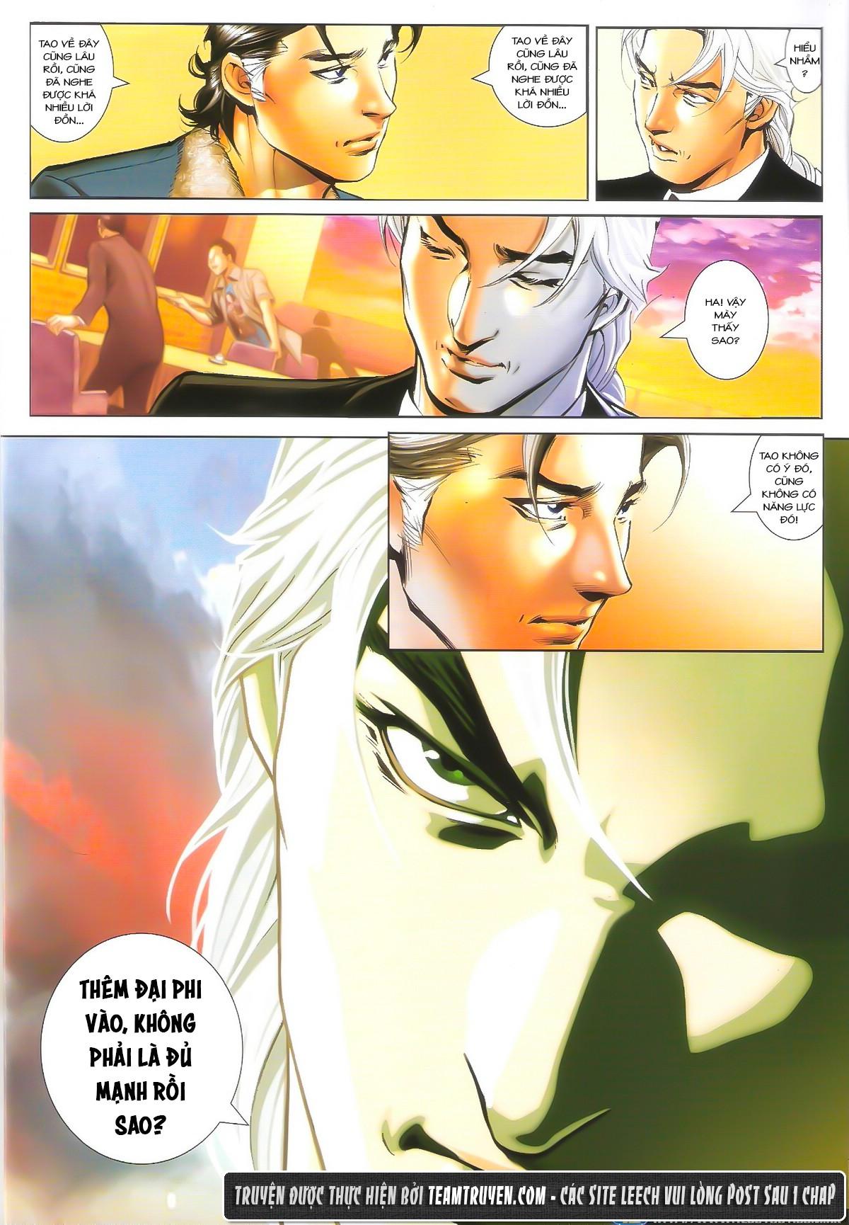 Người Trong Giang Hồ chapter 1602: gặp lại hàn tân trang 9