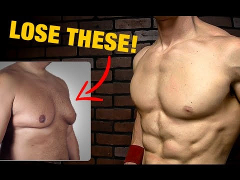 how to reduce chest fat fast