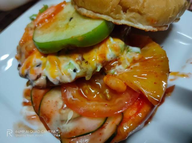 Burger tersedap di Kuala Terengganu