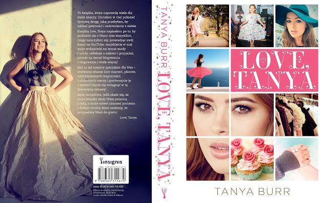 Książka topowej vlogerki Tanyi Burr już we wrześniu w Polsce!
