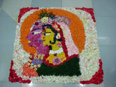 Unique Rangoli Designs Unique Pictures