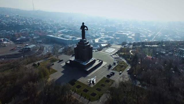 """Ereván en """"Árboles de las ciudades del mundo"""""""