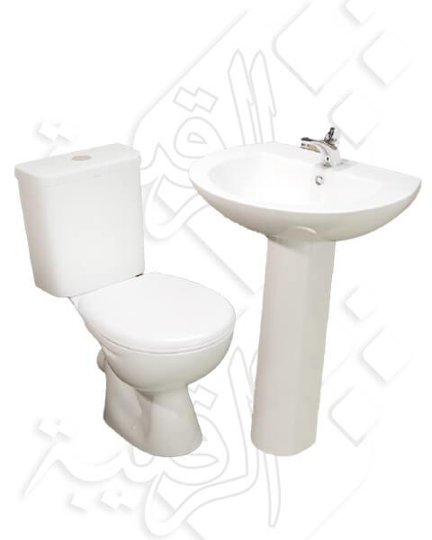 طقم حمام ليسيكو موديل أمالفي