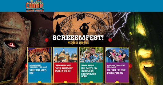 Canobie Lake Screeemfest continues In-House with Tom Clifford as Halloween Season unfolds