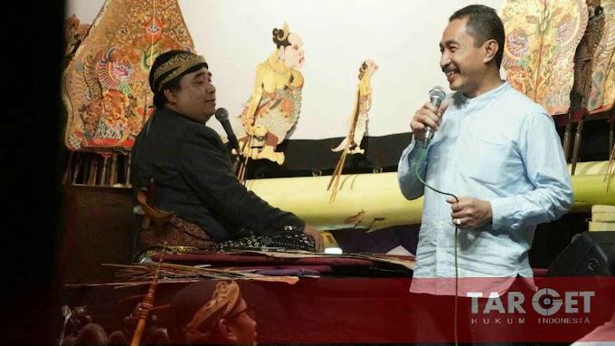 Haul Mbah Demang, Gelar Wayang Kulit Dalang Ki Tantut Sutanto, S.Sn