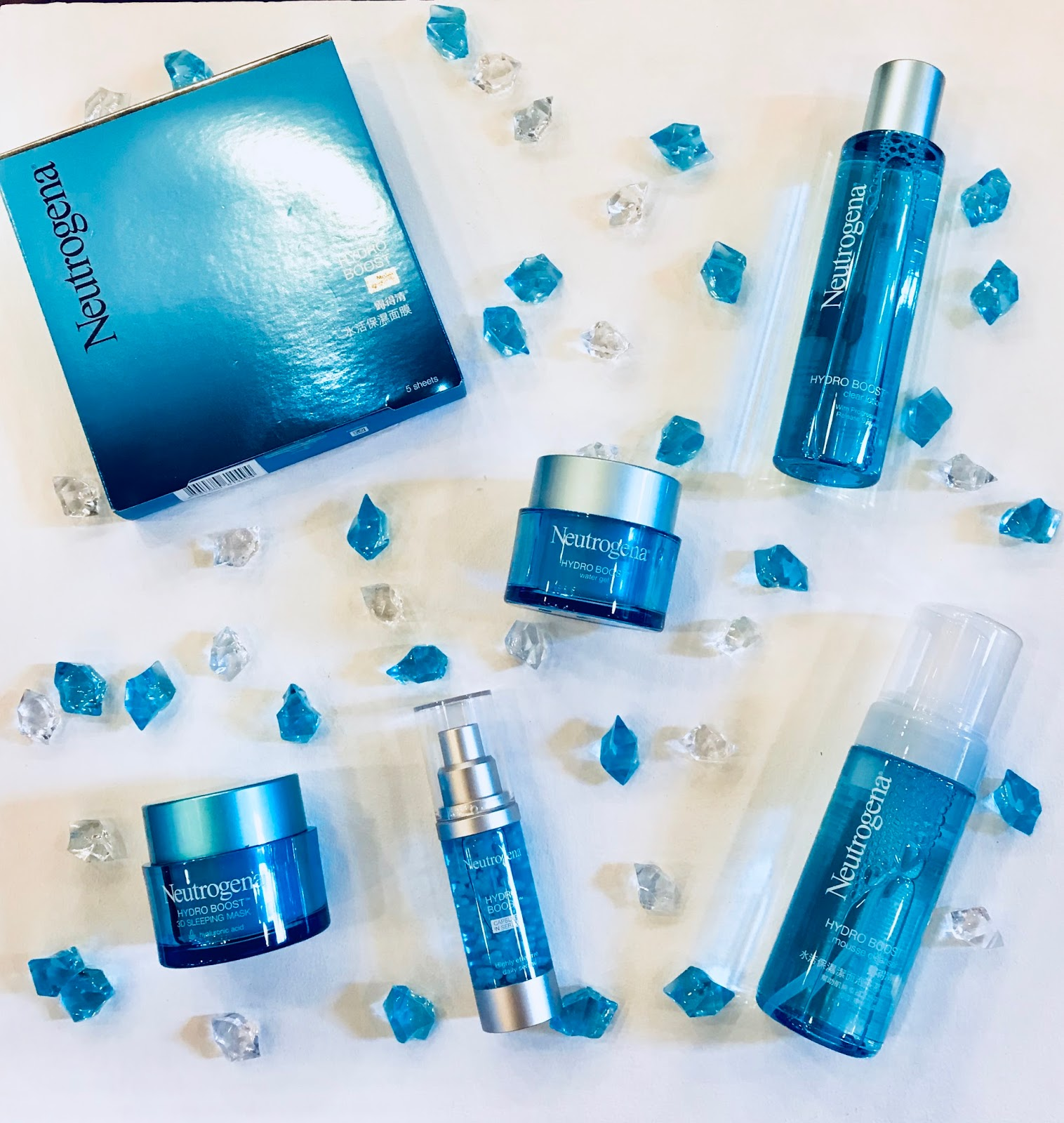[Beauty Review] Neutrogena introduces Hydro Boost Duo to Unlock Your Skin's Self-Hydration ability