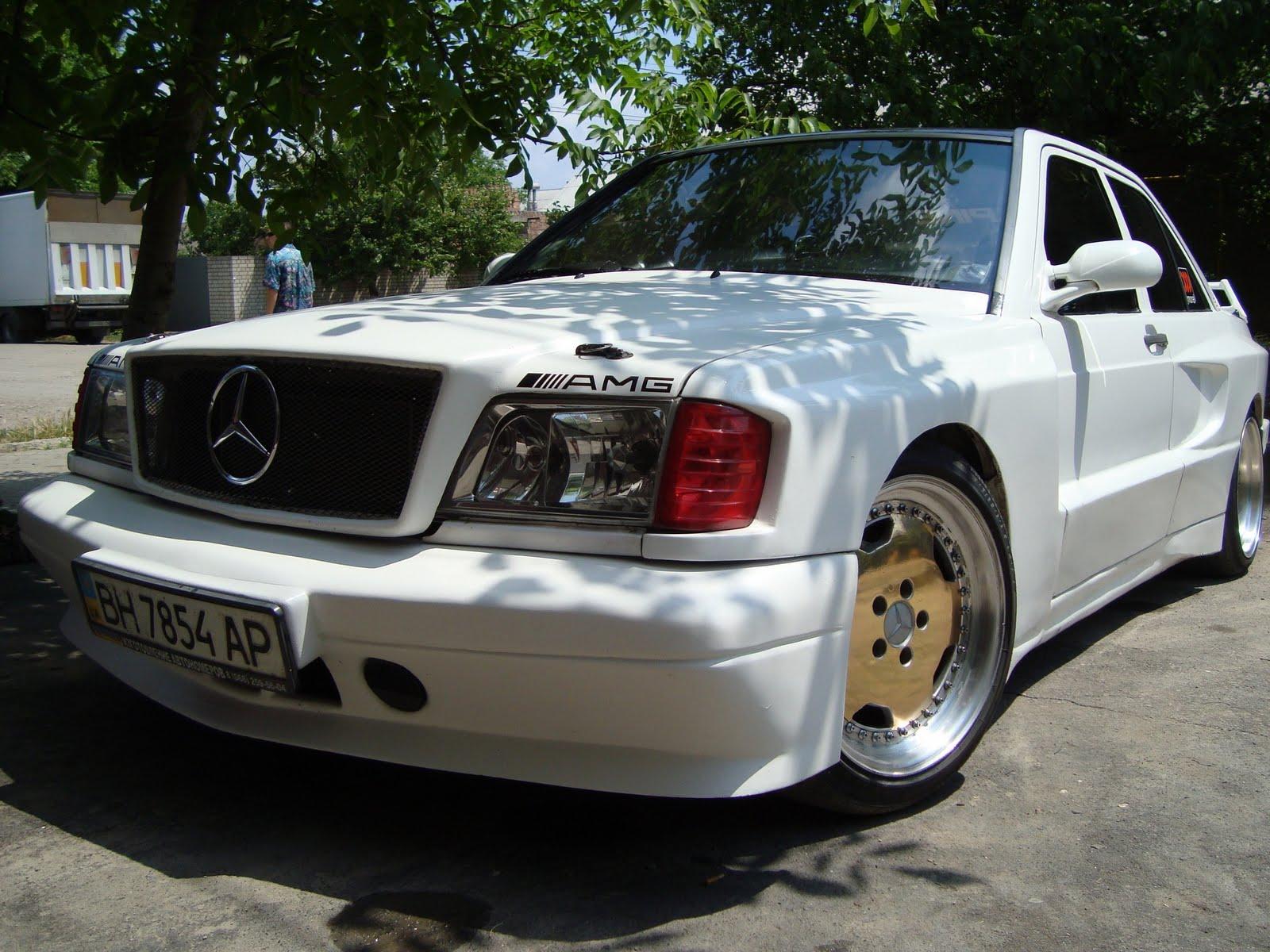 Mercedes benz 190e w201 widebody benztuning for Mercedes benz c300 turbo kit