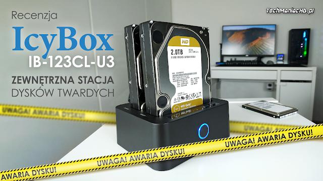Raidsonic IcyBox IB-123CL-U3