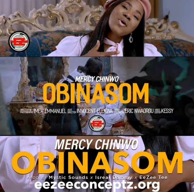 Music Video: Mercy Chinwo | Obinasom  @mmercychinwo | @eezeeconceptzpr