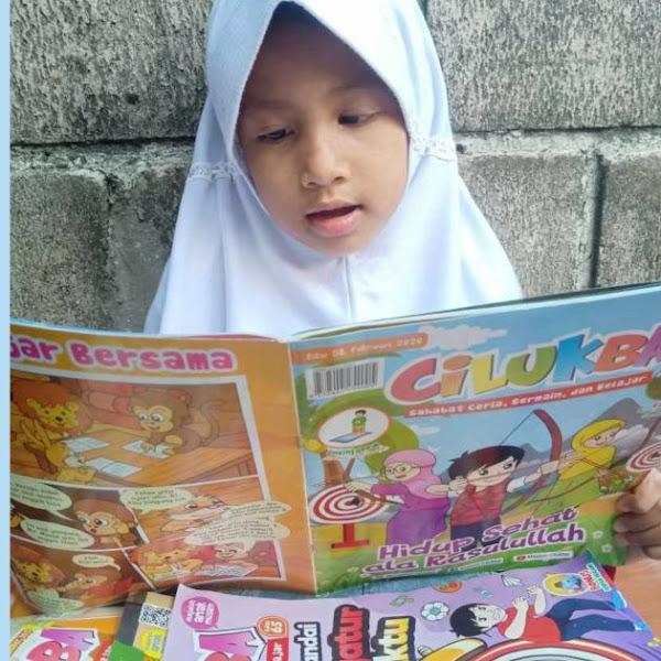 Majalah Anak Cilukba, Sahabat Muslim Cilik