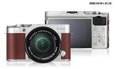 Spesifikasi Fujifilm X-A3