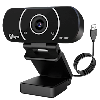 Akyta 1080p Webcam - HD Stream partner