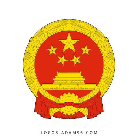 Download Logo Emblem of the Republic of China PNG - Free Vector