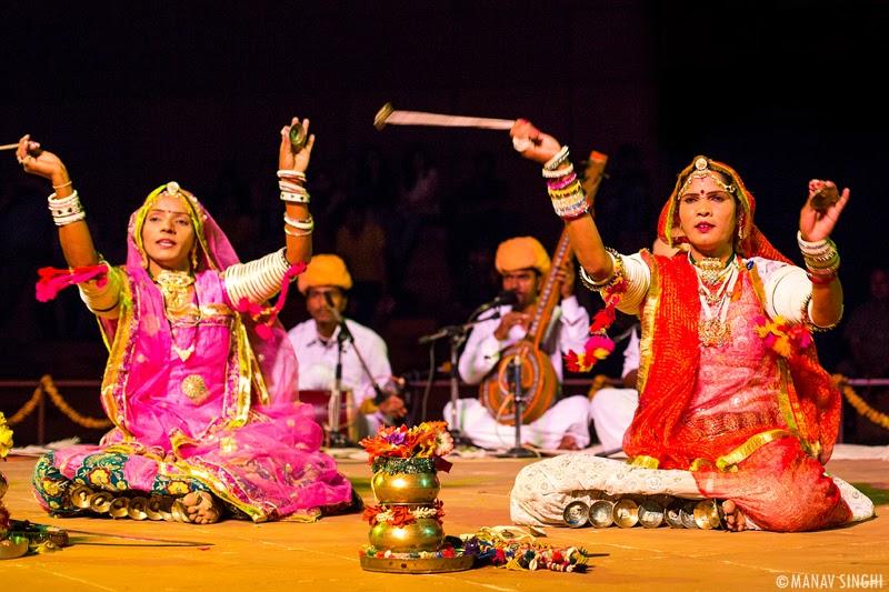 Terah Taali Dance Rajasthan