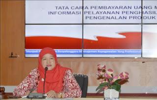 Kepala Biro Keuangan Imas Sukmariah