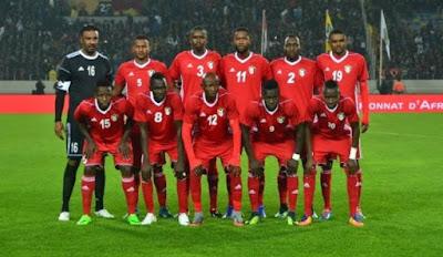 مشاهدة مباراة السودان وساوتومي مباشر
