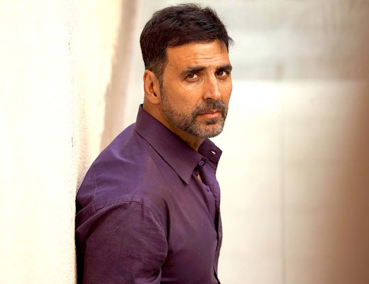 Akshay Kumar - A Man with Golden Heart